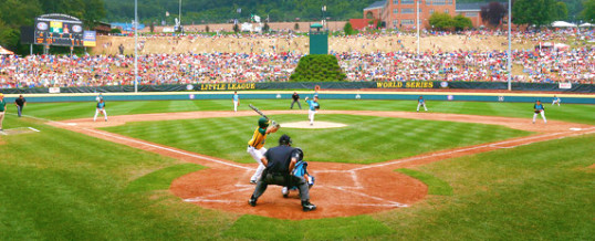 39 Lessons for Little League Pitchers