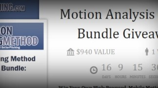 Motion Analysis Power Bundle Giveaway