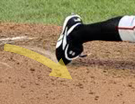 Pitchers-Drag-line