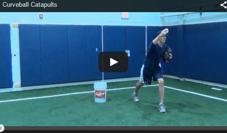 Pitching-Curveball-Drills