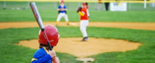 To My Mother: My First Pitching Pupil