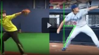Motion Analysis: Tracking A Pitcher's Progress